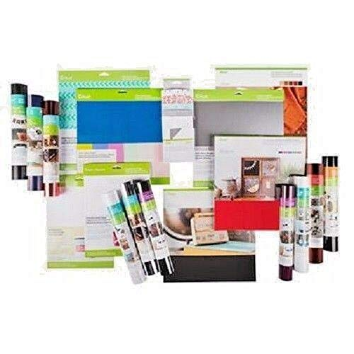 Everything Materials Collection For Cricut Maker
