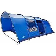 Vango Farnham Family Tunnel Tent, River Blue, 600
