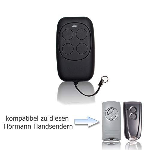 Handsender für Ecostar RSC2 RSE2 kompatibel 433 MHz Funk für Hörmann MIDO