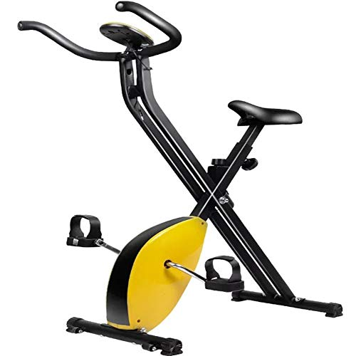 Find Discount Home Exercise Bike Folding Home Cycles Spinning Bike Professional Home Gym Equipment w...