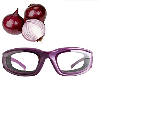 Schutzbrille von ParaCity, zum einfachen Zwiebelschneiden, Grillen, für die Küche, das BBQ