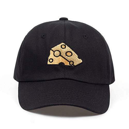 KUANGLANG Käse verstellbare Gebogene Baseballkappe Sommer Männer Frauen Snapback Hip-Hop Cap Hüte