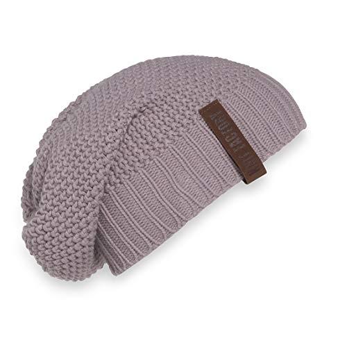 Knit Factory Mütze Coco, Mütze:Mauve