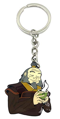 Tea Time With Iroh: Avatar The Last Airbender Keychain
