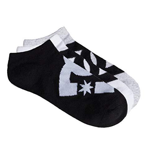 DC Shoes Spp Dc Ankleb3P Calze, Bambino, Colori Assortiti, Taglia Unica
