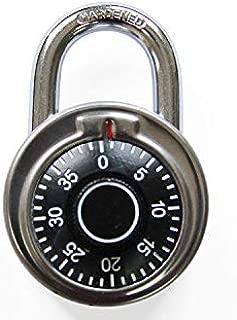 Standard dial Combination Lock with 50mm Diameter Lock Body