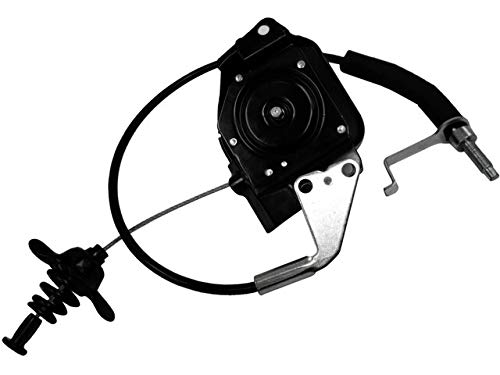 Spare Tire Wheel Hoist Winch - Compatible with 2005-2012 Ford Escape