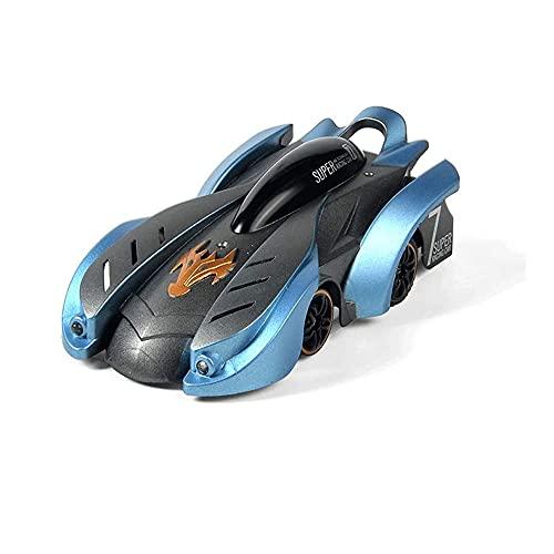 LINXIANG Afstandsbediening auto-afstandsbediening, 4WD 2,4 GHz roterende stuntauto met LED, afstandsbediening autoradio, USB-kabel, 360 ° roterende race-snelle auto, cadeau voor meisjes en jongens