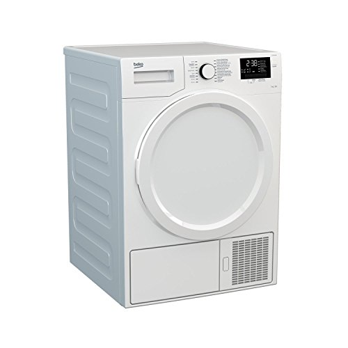 Beko DS7333 PX0 Independiente Carga frontal 7kg A+ Blanco - Secadora (Independiente, Carga frontal, Bomba de calor, Blanco, Giratorio, Derecho)