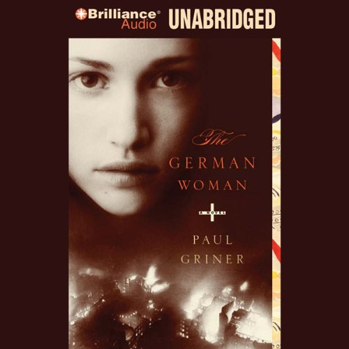 The German Woman cover art