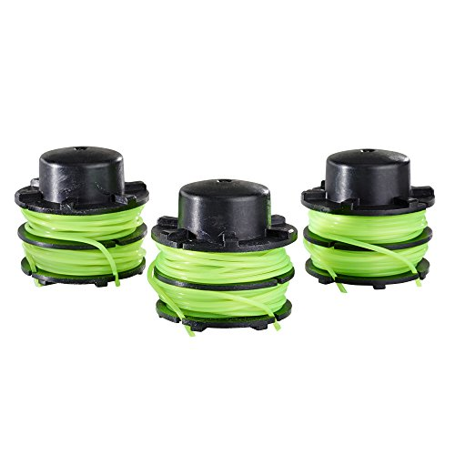 Toro 88546 String Trimmer 0.08' Dual Line Spool (3 Pack)