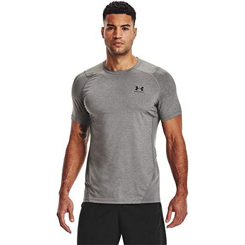 Under Armour Camiseta Transpirable UA TAC Tech para Hombre.