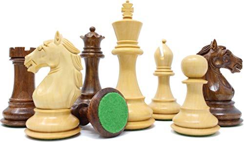 チェスジャパン チェス駒 ノーブル 104mm 収納箱付属