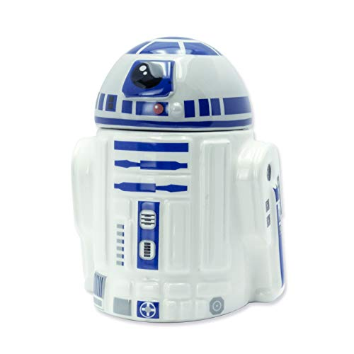 ABYstyle - Star Wars - Taza 3D - 250 ml - R2-D2