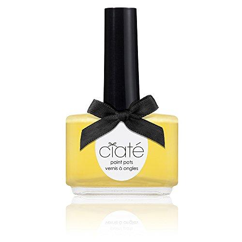 CIATÉ Nagellack - Big Yellow Taxi - 5 ml - gelb - Mini Paint Pots - Creme