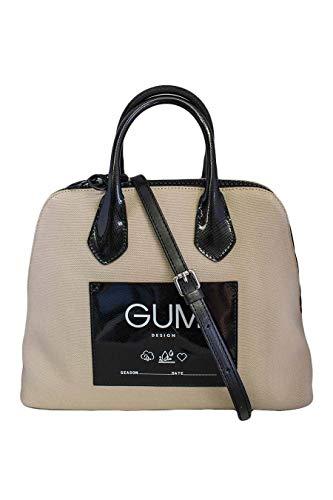 GUM Tasche BS-1981 CNV LUX AISD, Schwarz Einheitsgröße