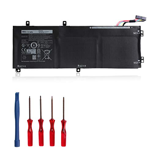 OUSIDE RRCGW Laptop Battery (56Wh) Compatible with DELL XPS 15 9550, Precision 5510 Series