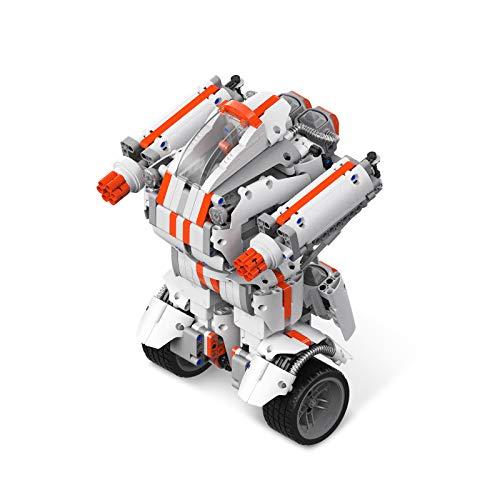 ROBOT XIAOMI MI BUNNY ROBOT BUILDER 15740 - 978 PIEZAS - 3 DISEÃ'OS - WIFI / BT - GIROSCOPE - СИСТЕМА ПРОПИТЕРИАЛЬНОЙ ЭКСПЛУАТАЦИИ