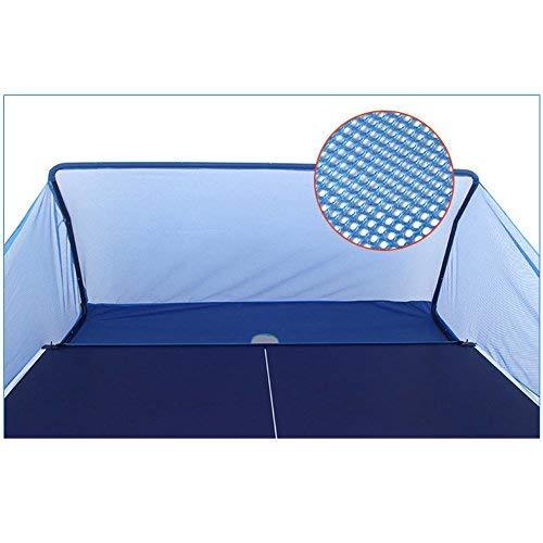 Wateralone Tischtennis Netze Tischtennis fangnetz auffänger, Ping Pong Ball Collector Net, Tischtennis Zubehör, für Tischtennis Trainin
