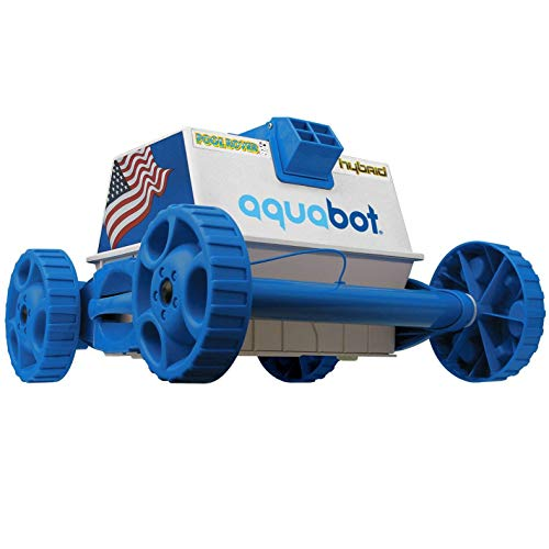 Best Buy! Aquabot Pool Rover Hybrid Above Ground Automatic Pool Cleaner | APRV (6 Pack)