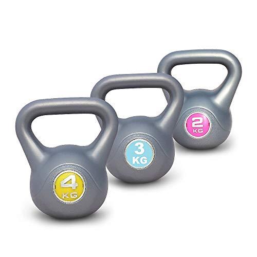 Kettlebell Vinyle Kettlebell 2kg 3kg 4kg de Kettle Bells gratuit de poids?: séance d'entraînement DVD (Divers)