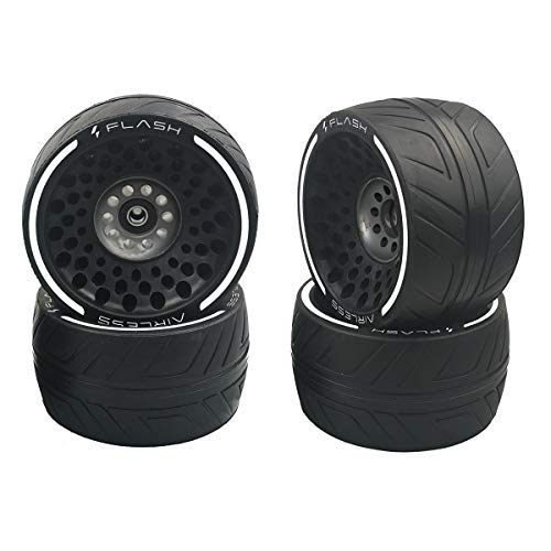 RIGHT TECHNOLOGY Flash AIRLESS Wheels for Electric Skateboard