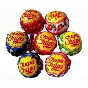 chupa chups the best of x100 lollipops Chupa Chups The Best of x100 Lollipops 41sY8nathWL
