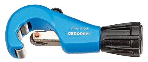 GEDORE 2180 4 Rohrabschneider für Edelstahlrohre 3-45 mm