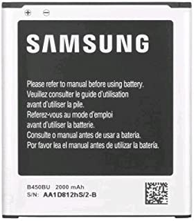 Samsung OEM Original Standard Battery B450BU for Samsung Galaxy S3 S III Mini AT&T SM-G730A Verizon SM-G730V - Non-Retail Packaging - Black