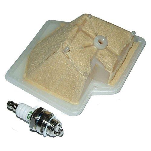 Stihl Kit de Servicio de Filtro de Aire y bujía para Motosierra MS270 y MS280