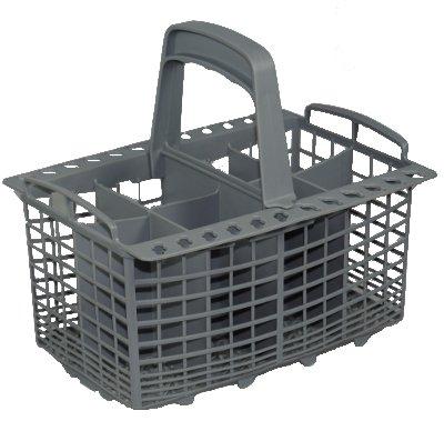 LeaBen Cesto posate universale adatto a molte lavastoviglie in 60 cm di larghezza, dimensioni: 240 x 170 mm