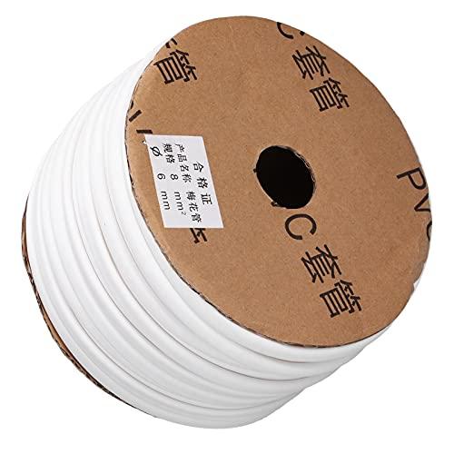 Tubo Marcador De Cables, Tubo De Revestimiento De PVC Accesorios De Impresora Para Identificar Núcleos Aislados Para Identificar Cables Y Alambres