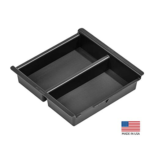 Vehicle OCD - Center Console Organizer Tray Compatible with Toyota Tacoma (2016-2020) - Made in USA