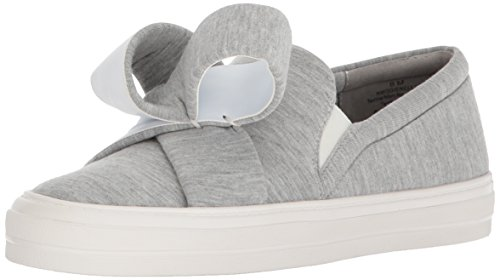 Nine West ODIENELLA Fabric, Plataforma Mujer, Gris Heather Grey, 38 EU