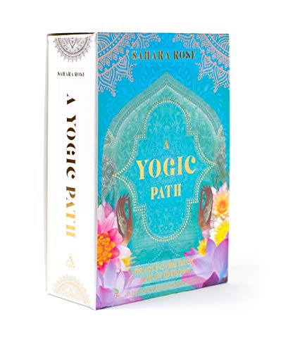 A Yogic Path Oracle Deck and Guidebook (Keepsake Box Set