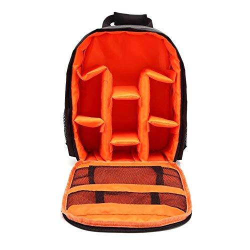 T-ara Neueste Multifunktionale wasserdichte DSLR-Kamera-Foto-Objektivsack-Rucksack Rucksack große Kapazität tragbarer Reisen für Internationale Fotografie Unverzichtbar für Reisen im Freien