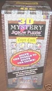 3D Mystery Puzzle: Culprit Castle