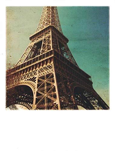 Eiffelturm Postkarte, Größe: 14,0x10,8 cm