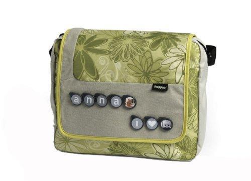 Hoppop 32130029 - Tag Bag Windeltasche, flower power