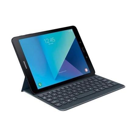 Samsung, Funda con teclado gris para Galaxy Tab S3 9,7