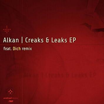 Creaks and Leaks