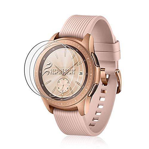 Pelicula De Vidro Temperado para Samsung Galaxy Watch 42mm Hd Guard