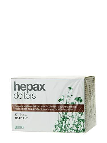 Deiters Hepax Infusion 20Sbrs 1 Unidad 100 g