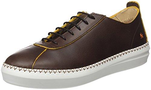 Art TIBIDABO, Zapatillas para Hombre, Marrón (Brown), 42 EU