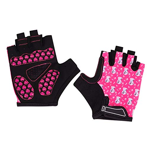 Kids Cycling Gloves Breathable A...