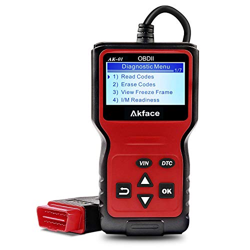 Akface OBD2 Scanner Car Code Reader,Car Auto Diagnostic...