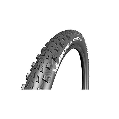 Michelin Force Cubierta para Bicicleta, Deportes y Aire Libre, Negro, 27.5x2.80