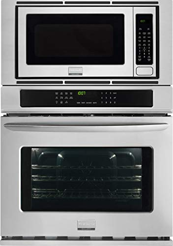 Frigidaire FGMC3065PF Gallery 30' Stainless Steel Electric Combination Wall Oven - Convection