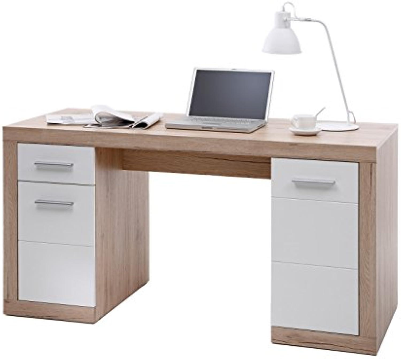 Schreibtisch Bürotisch Computertisch Arbeitstisch Laptoptisch Tisch  Lisetta II