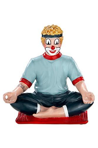 Gildeclown Yogistar - Figura decorativa para yoga (13,5 cm)